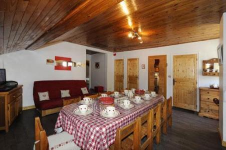 Location au ski Appartement 3 pièces 8 personnes - Chalet Le Genepi - Les Menuires - Chaise