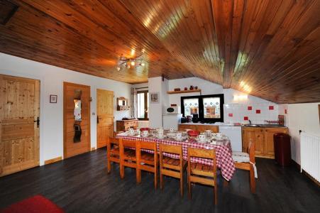 Location au ski Appartement 3 pièces 8 personnes - Chalet le Génépi - Les Menuires - Kitchenette