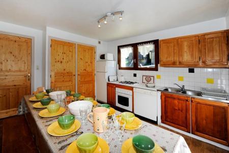 Location au ski Appartement 5 pièces 8 personnes - Chalet le Génépi - Les Menuires - Kitchenette