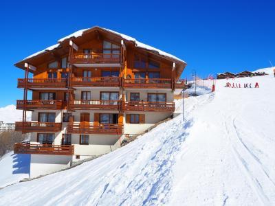 Location au ski Chalet Le Tetras Lyre - Les Menuires