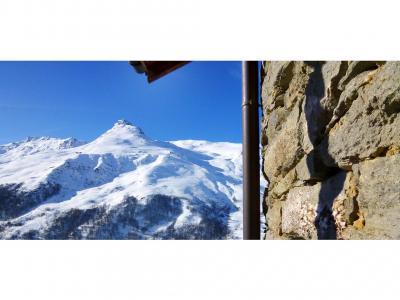 Location au ski Chalet Levassaix - Les Menuires - Extérieur hiver