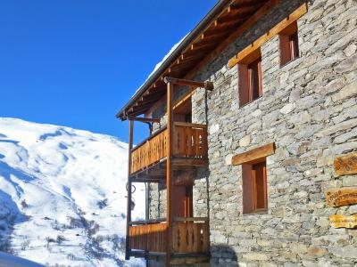 Location Les Menuires : Chalet Levassaix hiver