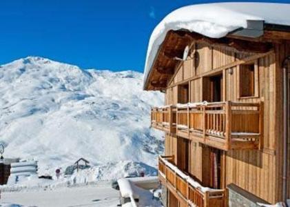 Location Les Menuires : Chalet Lili hiver
