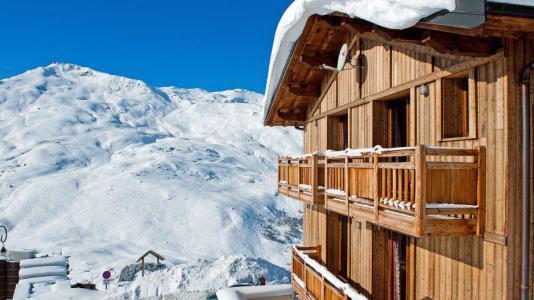 Résidence au ski Chalet Lili