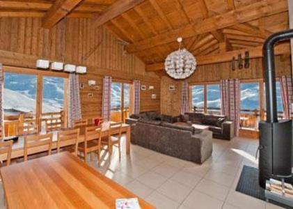 Location au ski Chalet Lili - Les Menuires - Appartement