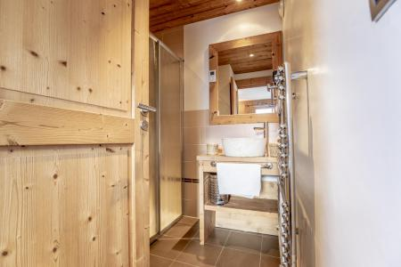 Location au ski Chalet Lili - Les Menuires - Salle de bains