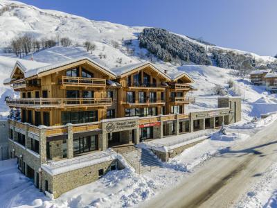 Ski en famille Chalet Lodge PureValley