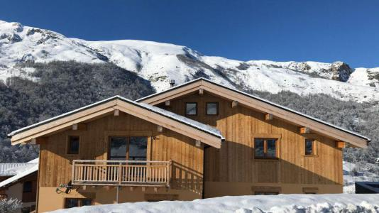 Wynajem Les Menuires : Chalet Matangie lato