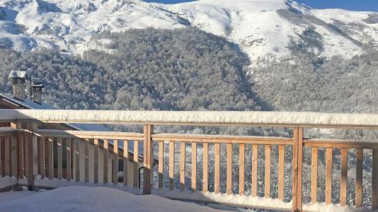 Rent in ski resort Chalet Matangie - Les Menuires - Winter outside