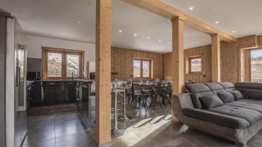 Location au ski Chalet Matangie - Les Menuires - Banquette