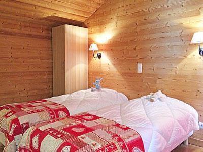Location au ski Chalet 8 pièces 14 personnes (1510) - Chalet Perle Des Trois Vallees - Les Menuires - Chambre
