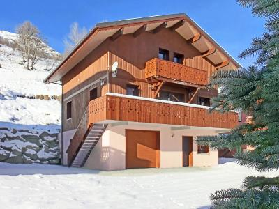 Holiday in mountain resort Chalet Ski Royal - Les Menuires - Winter outside