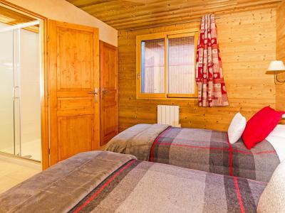 Location au ski Chalet Ski Royal - Les Menuires - Chambre
