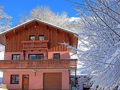 Location au ski Chalet Ski Royal - Les Menuires - Extérieur hiver