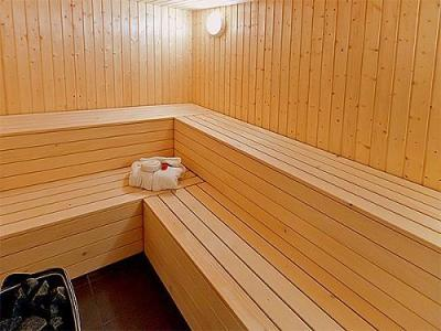 Location au ski Chalet Ski Royal - Les Menuires - Sauna