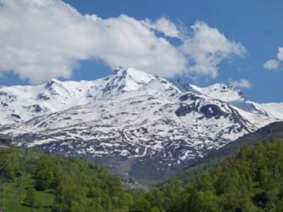 Location au ski Chalet 7 pièces 12 personnes - Chalet Trois Vallees - Les Menuires - Extérieur hiver