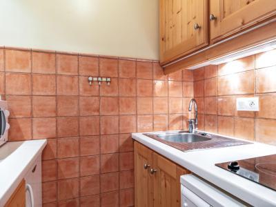 Rent in ski resort 2 room apartment 4 people (4) - Chanteneige la Croisette - Les Menuires - Apartment