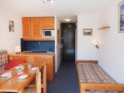 Rent in ski resort 1 room apartment 4 people (1) - Grande Masse - Les Menuires