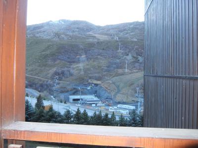 Rent in ski resort 1 room apartment 3 people (9) - L'Argousier - Les Menuires