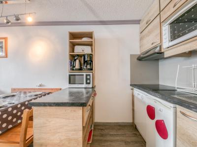 Rent in ski resort 1 room apartment 4 people (7) - La Boédette - Les Menuires - Apartment
