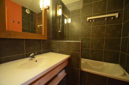 Rent in ski resort 2 room apartment 4 people (104) - La Résidence Aconit - Les Menuires
