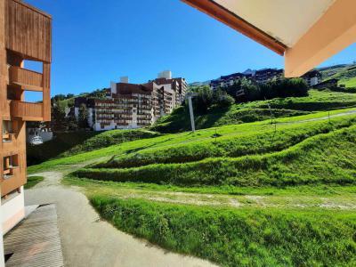Rent in ski resort 2 room apartment 4 people (202) - La Résidence Aconit - Les Menuires