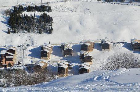 Location au ski La Résidence Asters - Les Menuires
