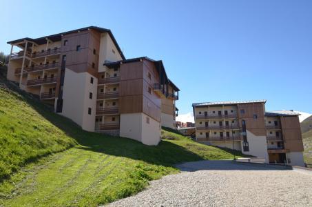 Location au ski La Résidence Asters - Les Menuires - Plan