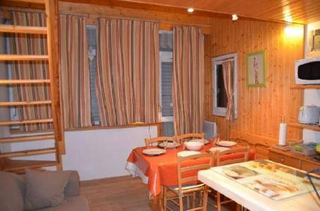 Location au ski Appartement 3 pièces mezzanine 6 personnes (B1 35) - La Residence Asters - Les Menuires - Séjour