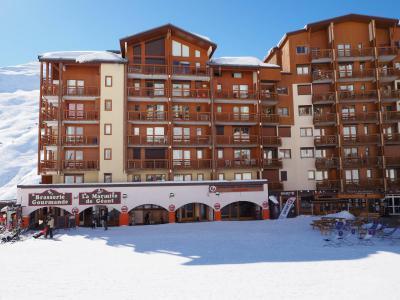 Location au ski La Residence Bellevue - Les Menuires