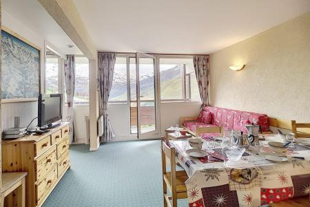 Rent in ski resort 3 room apartment 6 people (607) - La Résidence Burons - Les Menuires - Bedroom