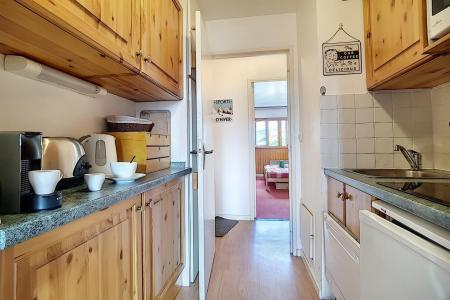 Rent in ski resort 2 room apartment 6 people (809) - La Résidence Burons - Les Menuires