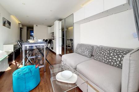 Location au ski Appartement 2 pièces 4 personnes (09) - La Résidence Burons - Les Menuires - Appartement