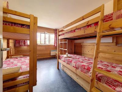 Location au ski Appartement 2 pièces 6 personnes (509) - La Résidence Burons - Les Menuires - Coin repas