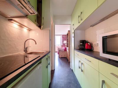 Location au ski Appartement 2 pièces 6 personnes (509) - La Résidence Burons - Les Menuires - Kitchenette