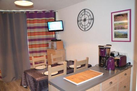 Location au ski Studio 3 personnes (414) - La Residence Caron - Les Menuires