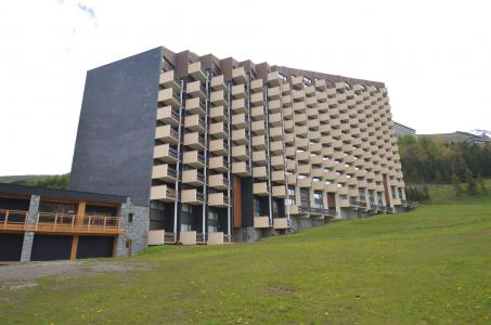 Location Les Menuires : La Residence Caron hiver