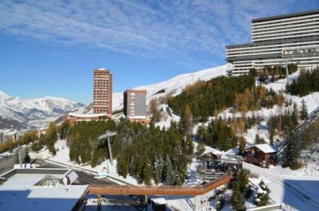 Location au ski Studio 2 personnes (729) - La Residence Chaviere - Les Menuires