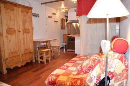 Location au ski Studio 4 personnes (520) - La Résidence Chavière - Les Menuires