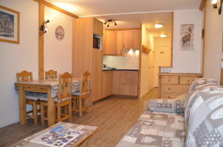 Wynajem na narty Apartament 2 pokojowy 5 osób (413) - La Résidence Chavière - Les Menuires