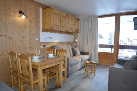 Location au ski Studio 3 personnes (816) - La Résidence Chavière - Les Menuires