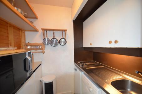 Wynajem na narty Apartament 2 pokojowy 4 osób (223) - La Résidence Chavière - Les Menuires - Aneks kuchenny