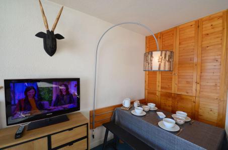 Wynajem na narty Apartament 2 pokojowy 4 osób (223) - La Résidence Chavière - Les Menuires - Jadalnia