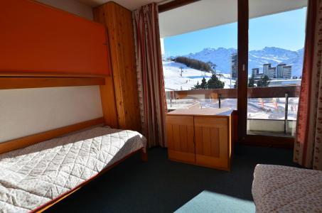 Wynajem na narty Apartament 2 pokojowy 4 osób (223) - La Résidence Chavière - Les Menuires - Łóżkiem