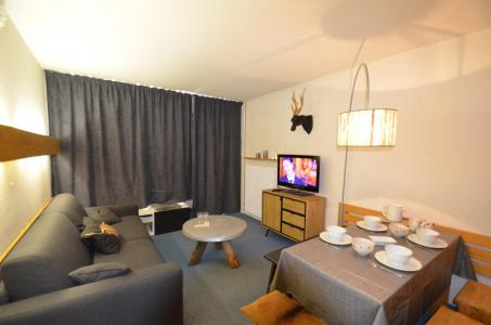 Wynajem na narty Apartament 2 pokojowy 4 osób (223) - La Résidence Chavière - Les Menuires - Stołem