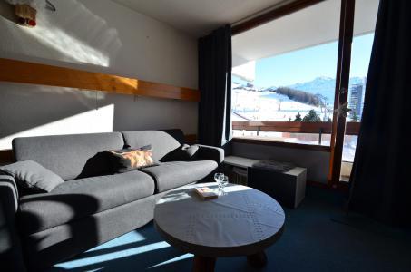 Location au ski Appartement 2 pièces 4 personnes (223) - La Résidence Chavière - Les Menuires - Canapé