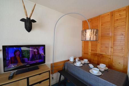 Location au ski Appartement 2 pièces 4 personnes (223) - La Résidence Chavière - Les Menuires - Coin repas