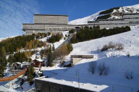 Location au ski Studio 2 personnes (430) - La Résidence Chavière - Les Menuires - Baignoire