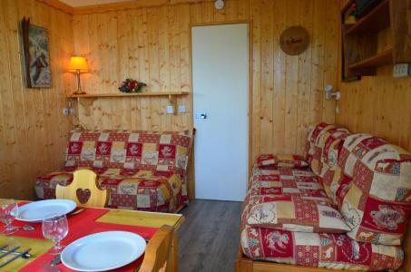 Location au ski Studio 2 personnes (431) - La Residence Chaviere - Les Menuires - Baignoire