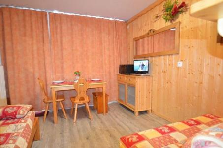 Location au ski Studio 2 personnes (431) - La Residence Chaviere - Les Menuires - Banquette